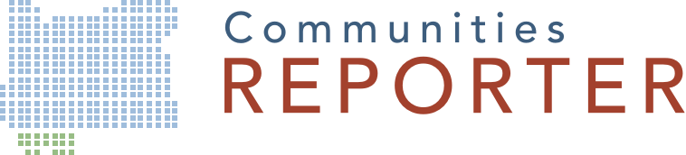 Communities reporter tool logo