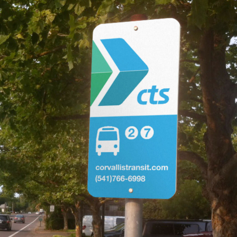 CTS—Corvallis Transit System